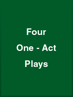 05004_four-one-act-plays_playbill