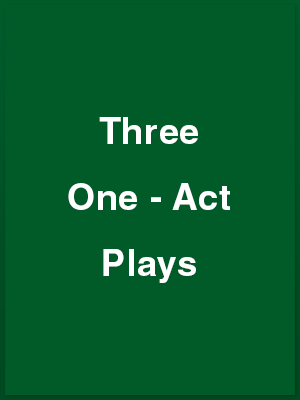 45204_three-one-act-plays_playbill